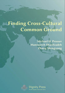 Cover of Finding Cross-cultural Common Ground