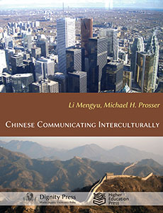 Cover: Chinese Communicating Interculturally